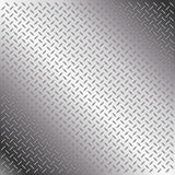 Diamond plate. Of shiny stainless texture background Stock Image