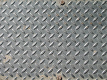 Free Diamond Plate Royalty Free Stock Photos - 266138
