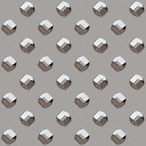 Diamond plate Stock Photography