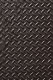Diamond Plate Abstract Texture Background negro de metales pesados imagen de archivo