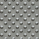 Diamond plate background Royalty Free Stock Photos