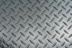 Diamond plate background stock photos