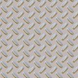 Diamond Plate - Blue Sky. Reflective / Hight Quality Texture Vector Illustration