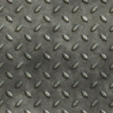 Diamond plate clean small Stock Images