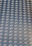 Diamond plate flooring Royalty Free Stock Photos