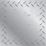 Diamond Plate Frame Vector Royalty Free Stock Image
