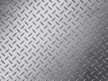 Diamond Plate Grunge Stock Image