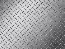 Diamond Plate Grunge Stock Image