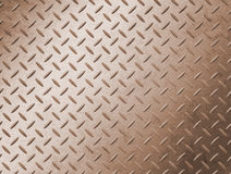Diamond Plate Grunge Stock Photography