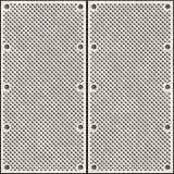 Diamond Plate Metal Royalty Free Stock Image