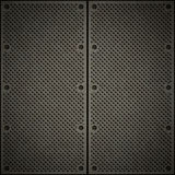 Diamond Plate Metal Royalty Free Stock Photos