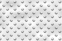Diamond plate metal Stock Photo