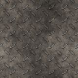 Diamond plate metal background Royalty Free Stock Photo