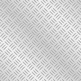 Diamond Plate Metal Background Stock Photo