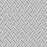 Diamond plate metal seamless texture royalty free stock photo