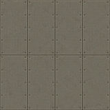 Diamond plate pavement texture Stock Photos