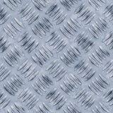 Diamond Plate seamless Texture. Dirty diamond plate seamless texture Stock Photo