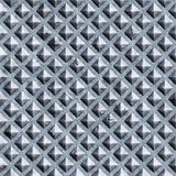 Diamond Plate seamless Texture Stock Image