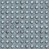 Diamond Plate seamless Texture. Dirty diamond plate seamless texture Royalty Free Stock Image