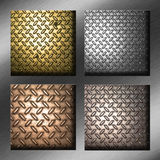 Diamond plate Royalty Free Stock Image