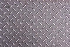 Diamond Plate Steel Lizenzfreie Stockfotografie