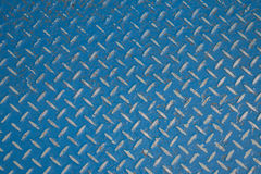 Diamond Plate Steel. For background and texture Stock Image
