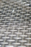 Diamond Plate Steel Stock Photo