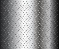 Diamond plate texture Stock Photography