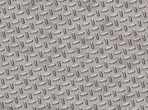 Diamond plate texture. Grey diamond plate texture for your backgrounds royalty free illustration