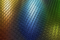 Diamond Plate Texture Royalty Free Stock Photos
