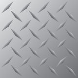 Diamond Plate Vector Royalty Free Stock Photography