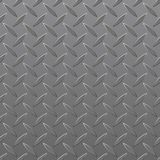Diamond Plated Seamless metal sheet. Vector Royalty Free Stock Image