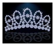 Diamond princess diadem Stock Photos