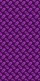 Diamond purple toned metal background texture illuminated by sunlight. Large illustration Royalty Free Stock Photography