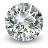 Diamond. Realistic vector illustration Royalty Free Stock Images