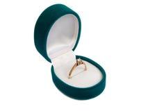 Diamond ring Stock Photos