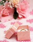 Diamond Ring Stock Image