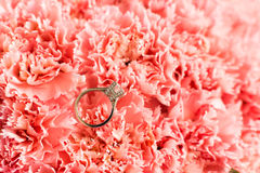 Diamond Ring Stockbilder