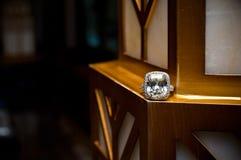 Diamond Ring Immagini Stock Libere da Diritti