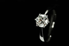 Free Diamond Ring Stock Image - 4848061