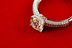 Free Diamond Ring Royalty Free Stock Image - 5038216