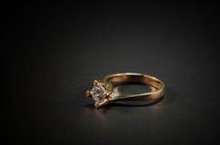 Diamond Ring photographie stock libre de droits