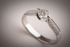 Free Diamond Ring Stock Photos - 7030673