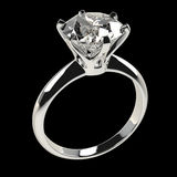Diamond Ring lizenzfreies stockbild
