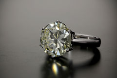 Diamond Ring foto de stock royalty free