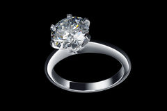 Diamond Ring Image libre de droits