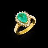 Diamond ring Royalty Free Stock Photography
