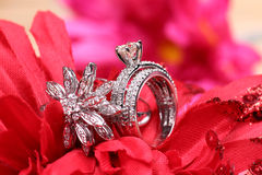 Diamond Rings Images stock