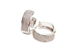 Diamond Rings Immagini Stock
