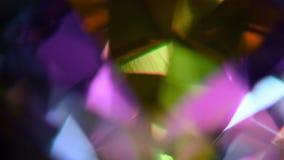 Diamond Ruby Macro stock footage